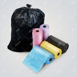 کیسه زباله و نایلون