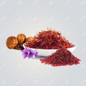 زعفران، زرشک و لیمو عمانی