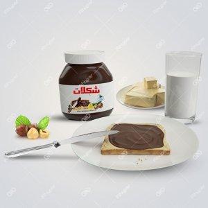 شکلات صبحانه و انواع کره
