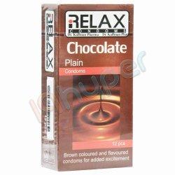 کاندوم شکلات ریلکس 12 عدد
