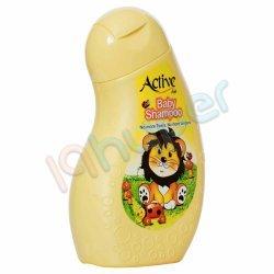 شامپو بچه بدون اشک طرح شیر اکتیو 250 گرم