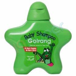 شامپو بچه 2 ستاره ای سبز گلرنگ 210 گرم