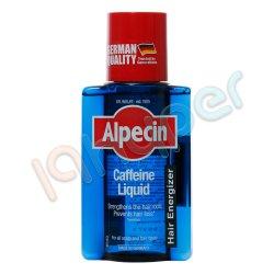 محلول تقویت کننده مو Caffeine آلپسین 200 میلی لیتر