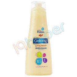 شامپو مولتی ویتامین مخصوص موهای معمولی مایل به چرب گلرنگ 900 گرم