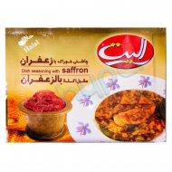 چاشنی خوراک با زعفران الیت 15 گرم