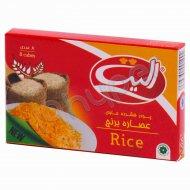 پودر فشرده حاوی عصاره برنج الیت 8 عدد