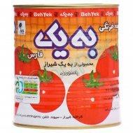 کنسرو رب گوجه فرنگی به یک 800 گرم