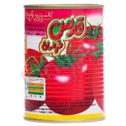 کنسرو رب گوجه فرنگی قدس خراسان 400 گرم