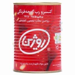 کنسرو رب گوجه فرنگی روژین 400 گرم