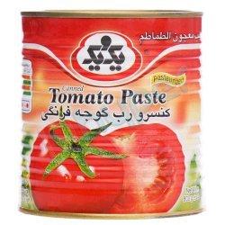 کنسرو رب گوجه فرنگی یک و یک 800 گرم