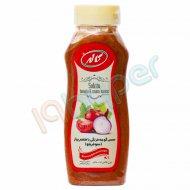 سس گوجه فرنگی با طعم پیاز کاله 250 گرم