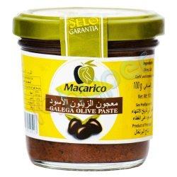 معجون زیتون macarico وزن 100 گرم