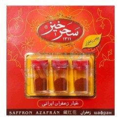 پودر زعفران سحر خیز 1/5 گرم