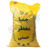 برنج عنبربو چمپا حسنی 10 کیلوگرم