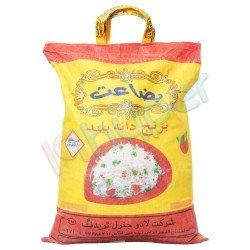 برنج دانه بلند بضاعت 10 کیلوگرم