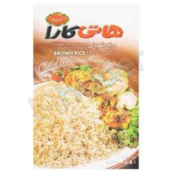 برنج قهوه ای هاتی کارا گلستان 900 گرم