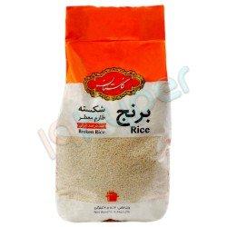 برنج شکسته طارم معطر گلستان 4/5 کیلوگرم