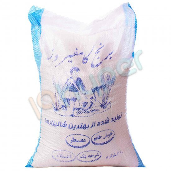 برنج کامفیروزی 10 کیلوگرم