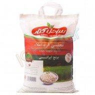 برنج ایرانی ساحل کنار 10 کیلوگرم