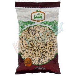 لوبیا پلو درشت کشت سبز شیراز 450 گرم