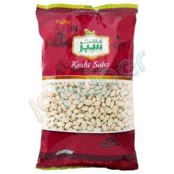 لوبیا سفید کشت سبز شیراز 900 گرم