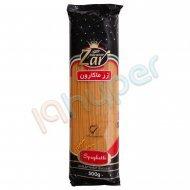 اسپاگتی قطر 1.5 زر ماکارون 500 گرم