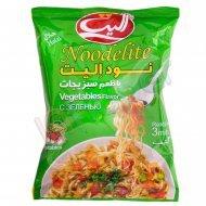 نودالیت با طعم سبزیجات الیت 85 گرم
