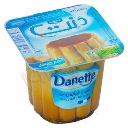 دسر فرانسوی کرم کارامل دنت 100 گرم
