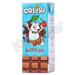 شیر کاکائو نیم چرب فرادما 2 درصد چربی روزانه 200 میلی لیتر