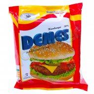 همبرگر 30 درصد گوشت قرمز دمس 5 عدد