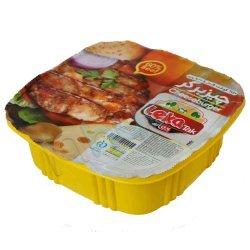 چیزبرگر 60 درصد گوشت قرمز با 20 درصد پنیر لکاتک 400 گرم