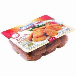 ناگت مرغ نیمه پخته مارین 500 گرم