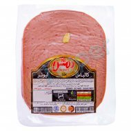 کالباس لیونر 55 درصد گوشت قرمز دمس 300 گرم