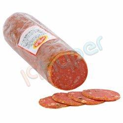 کالباس پپرونی 60 درصد گوشت قرمز شام شام فله ای