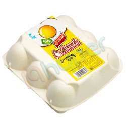 تخم مرغ ویژه پارسیرنگ 9 عدد