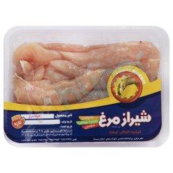 فیله مرغ شیراز مرغ