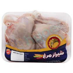 مرغ تازه 8 تکه شیراز مرغ