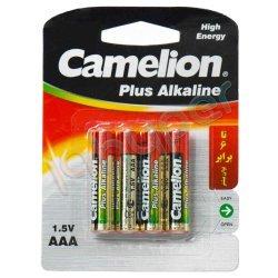 باطری قلمی مدل plus alkaline A3 کملیون بسته 4 عددی