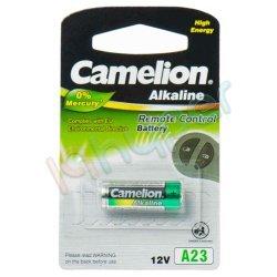 باطری ریموت کنترل alkaline A23 کملیون بسته 1 عددی