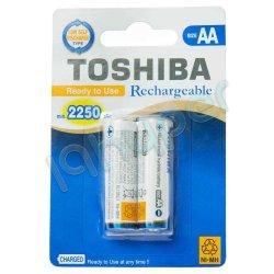 باطری rechargeable A2 توشیبا بسته 2 عددی