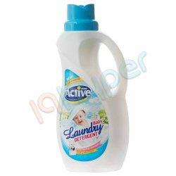 مایع لباسشویی کودک آبی اکتیو 1500 گرم
