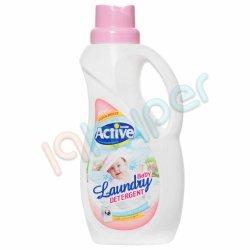 مایع لباسشویی کودک صورتی اکتیو 1500 گرم