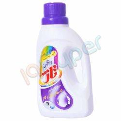مایع لباسشویی رنگی گلدار تاژ 1 لیتر