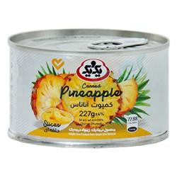 کمپوت آناناس یک و یک 227 گرم