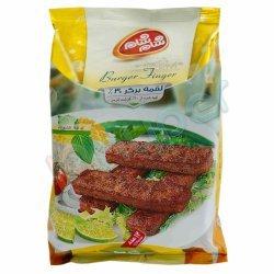 کباب لقمه برگر 30 درصد گوشت قرمز شام شام 12 عدد