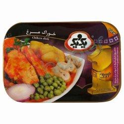 خوراک مرغ یک و یک 285 گرم