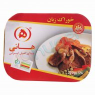 خوراک زبان هانی 220 گرم