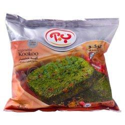 کوکو سبزی ب آ 470 گرم