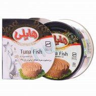 کنسرو ماهی تون در روغن هایلی 180 گرم