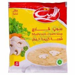 سوپ قارچ 4 نفره الیت 61 گرم